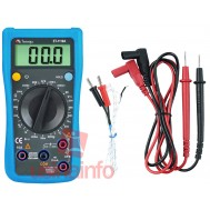 Multímetro Digital Minipa ET-1110A