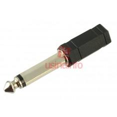 Conector P2 P10 / Plug P2 P10Mono