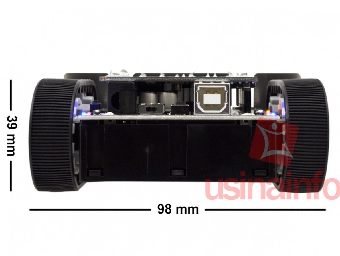 Carrinho Arduino / Zumo Robot 2WD com Motores - V1.2 Pololu