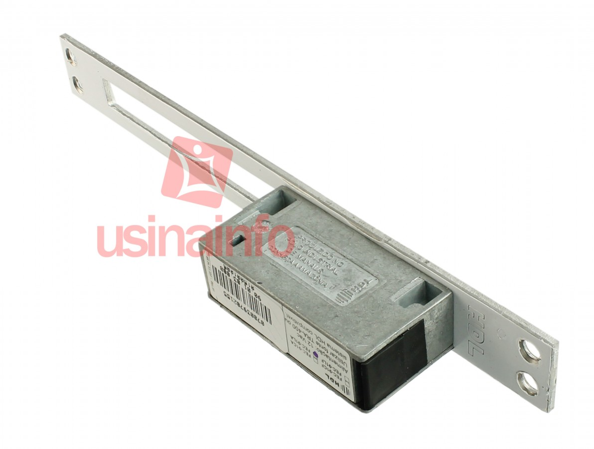 Fecho Eletromagnético HDL Para Controle de Acesso - FEC-91LA