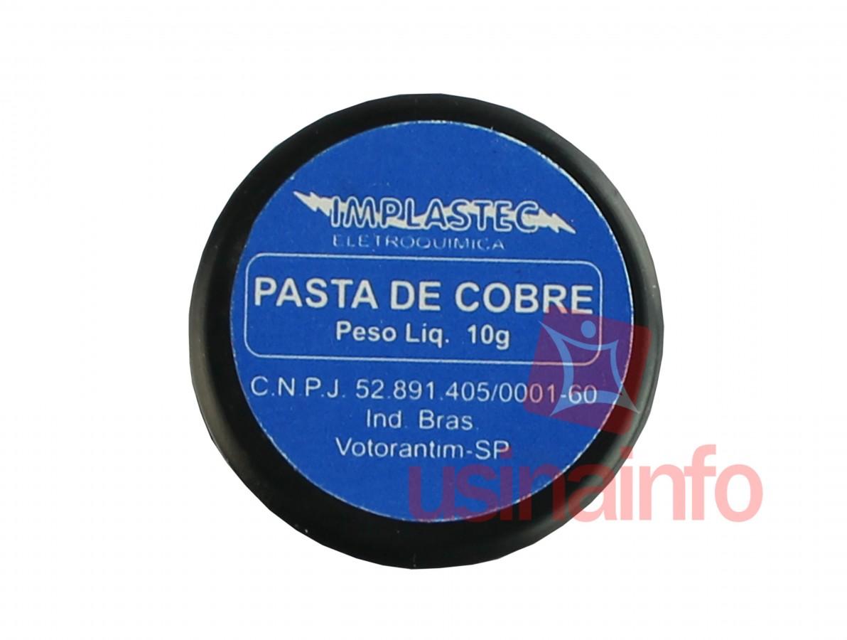 Pasta de Cobre 10g - Implastec