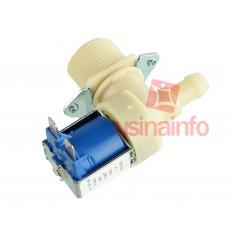 Válvula Solenoide para Água 127V ou 220V 90° (¾ x mang. ⅜)