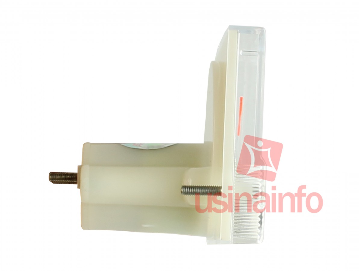 Voltímetro Analógico para Tensão Contínua 0-5VDC