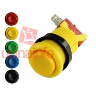 Botão Arcade Fliperama + Interruptor Switch