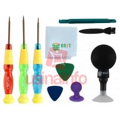 Jogo de Chaves para Desmontagem e Limpeza de Equipamentos - Best BST601