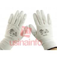 Luva ESD Antiderrapante e Elástica Tamanho XG - Certificado MTE