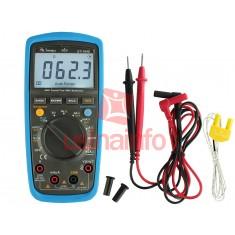 Multímetro Capacímetro Digital Minipa ET-1649