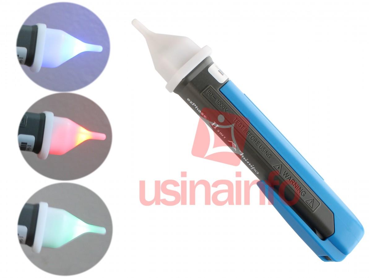 Detector de Sequência de Fase EzPhase II - Minipa