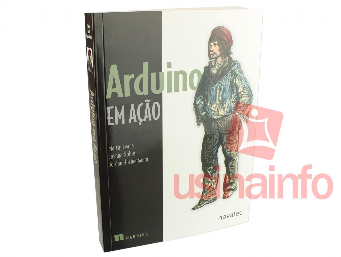 Livro Arduino em Ação