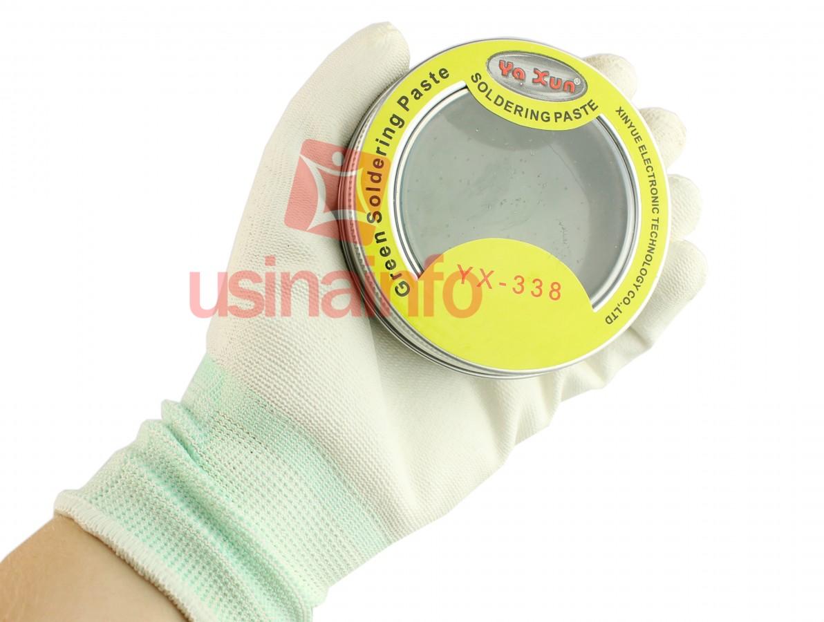 Pasta de Solda para Processos de Soldagem 70g -  YX338