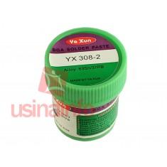 Solda em Pasta 63Sn/37PB para Chip's BGA e SMD - YX308 2