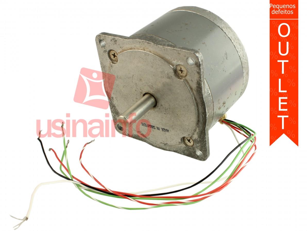 Motor de Passo Astrosyn 34PM-C042 - 6 Fios