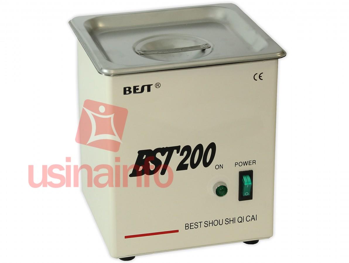 Cuba Ultrassônica para Limpeza e Desoxidação - 1 Litro - Best 200