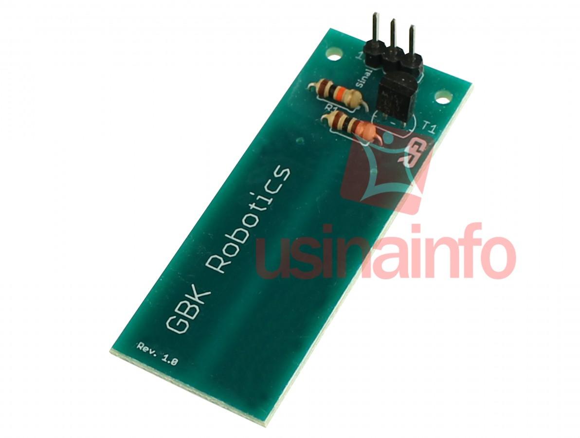 Modulo Sensor de Umidade do Solo - P23