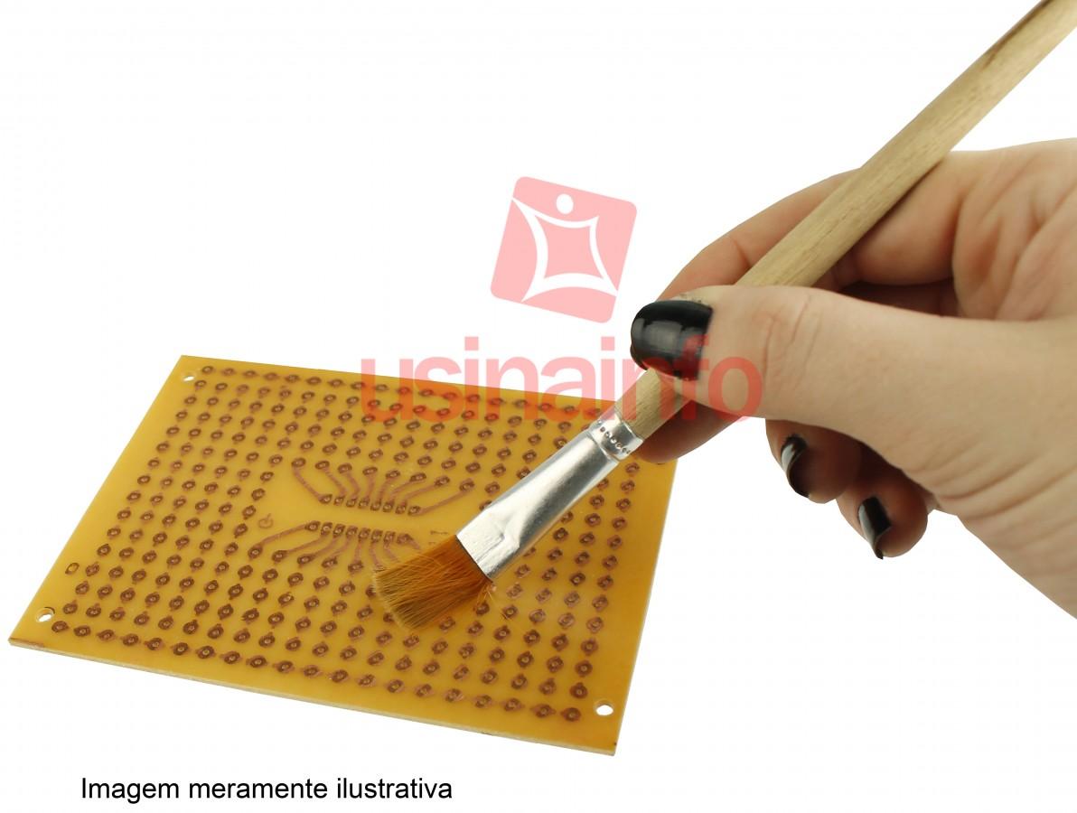 Verniz Incolor para Placa de Circuito Impresso - 100ml
