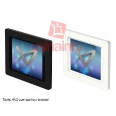 Suporte de Parede para Tablet Galaxy Tab 9.7A - Modelo Luxo para Automação Residencial - Parland