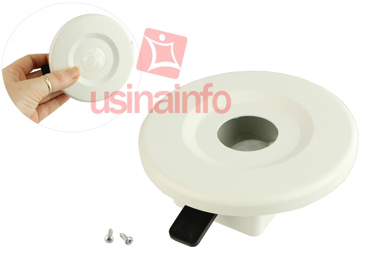 Caixa Patola / Case para Montagem de Sensor PIR 30 x Ø 99 mm - SR-2