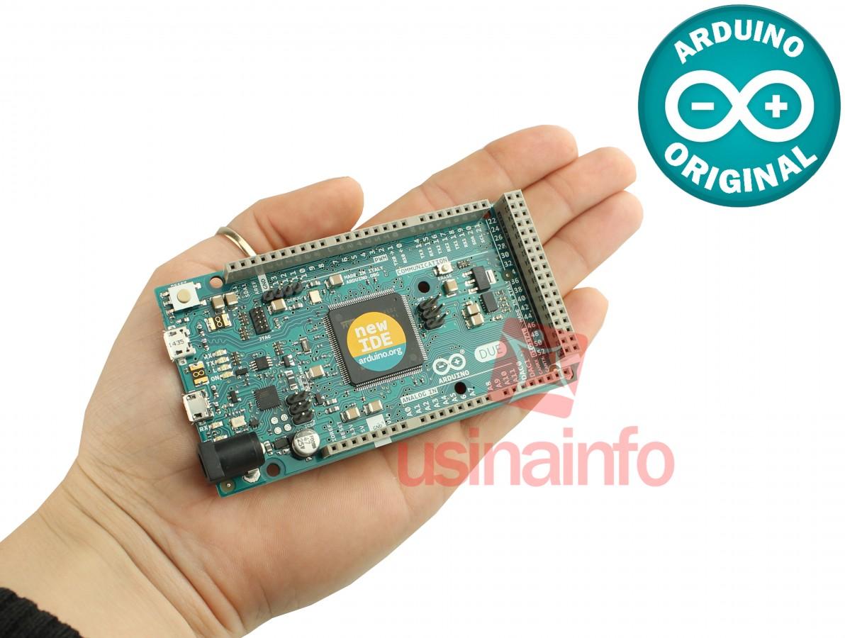 Arduino Due - ORIGINAL ITÁLIA