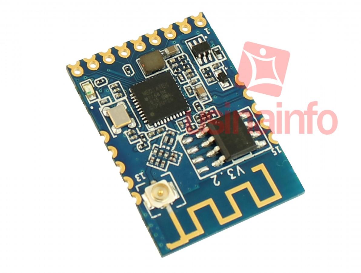 Módulo Wifi HLK-M35 2.4GHz para Troca de Dados Sem Fio - Hi-Link