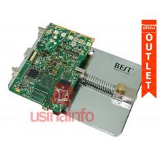 Base Suporte para fixação de placas de circuito impresso (Morsa) - Best (Pequenos Defeitos)