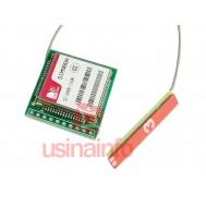 Módulo GSM Arduino SIM900A GSM/GPRS/SMS - Com Slot para SIM