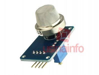 Detector de Gás / Sensor de Gás MQ-138 - Compostos Voláteis, Aldeídos, Álcoois, Cetonas e Outros