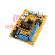 Módulo Gerador De Funções ICL8038 10Hz-300kHz