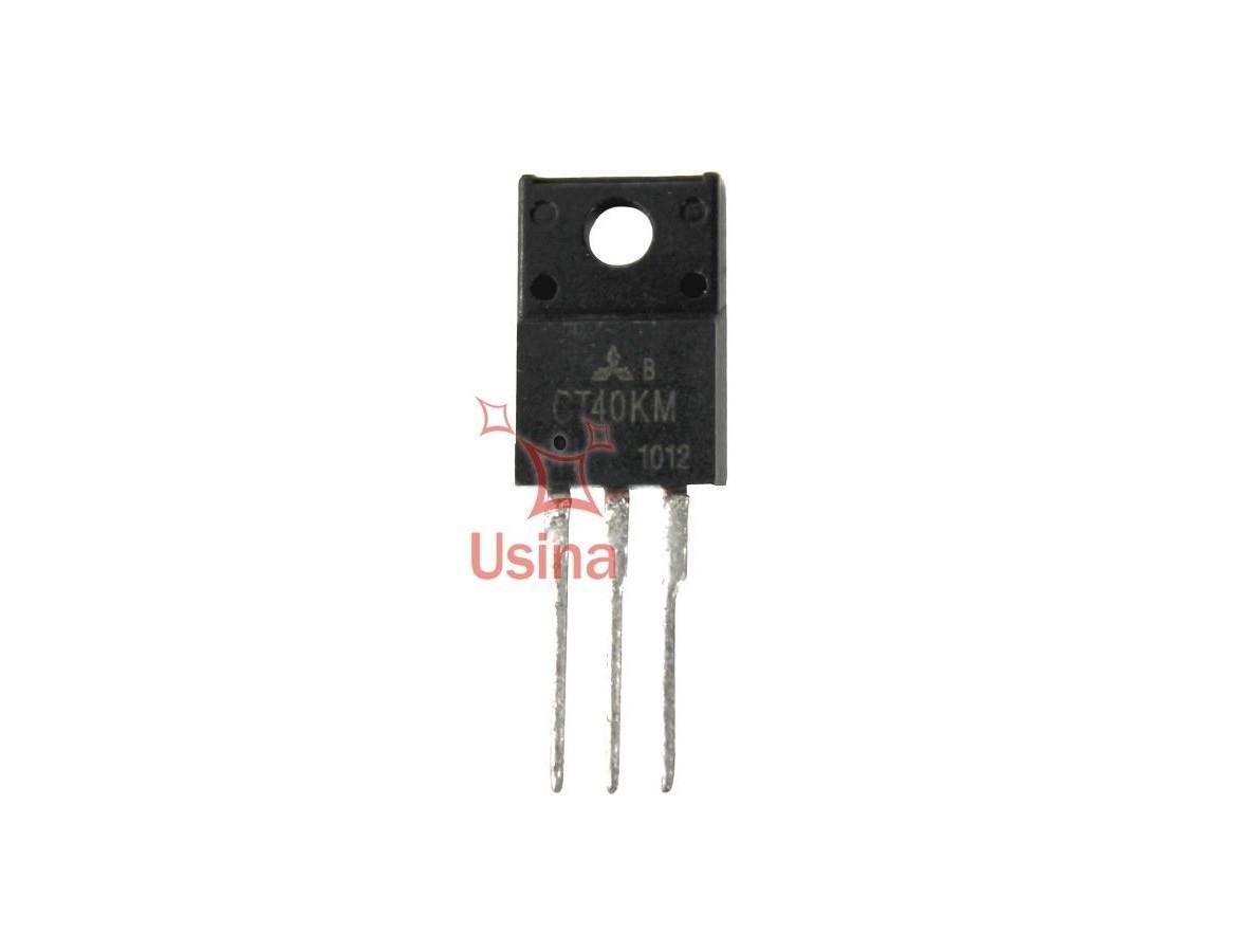 Transistor IGBT CT40KM