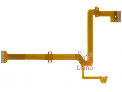 Flat/Flex do Display LCD para Panasonic PV-GS90, GS308, GS310(Mod B)