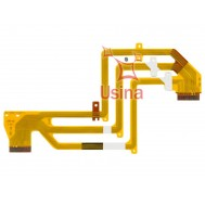 Flat Flex Cable Display LCD Sony HDR-SR11, SR12, XR500, FP-807