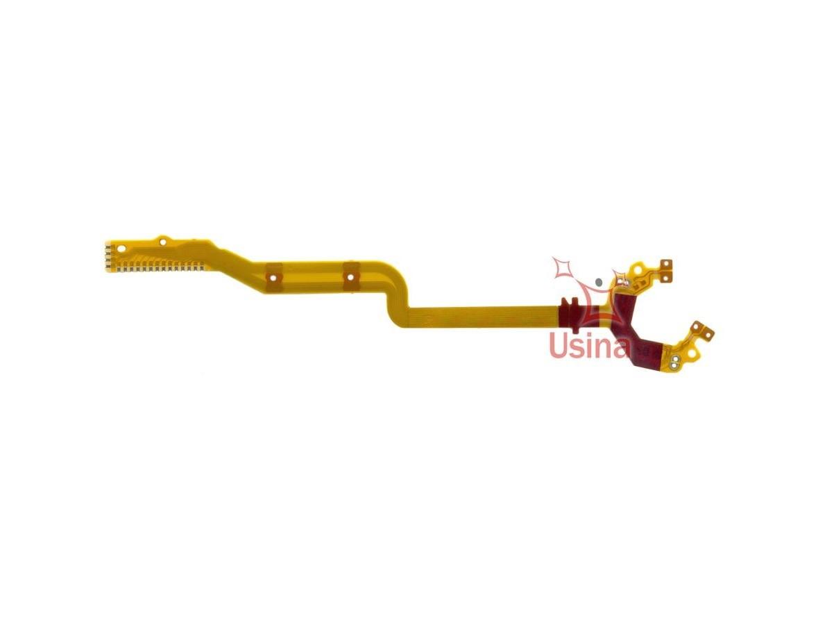 Flat Flex Cable do Obturador Canon A1000, A1100, A3000, A3100