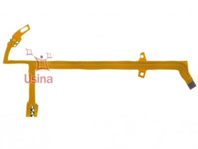 Flat Flex Cable da Abertura do Diafragma Canon EF 70-300 mm (Mod. B)