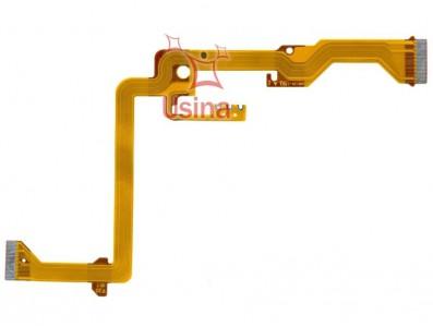 Flat/Flex do Display LCD para Panasonic NV-DS30, DS50