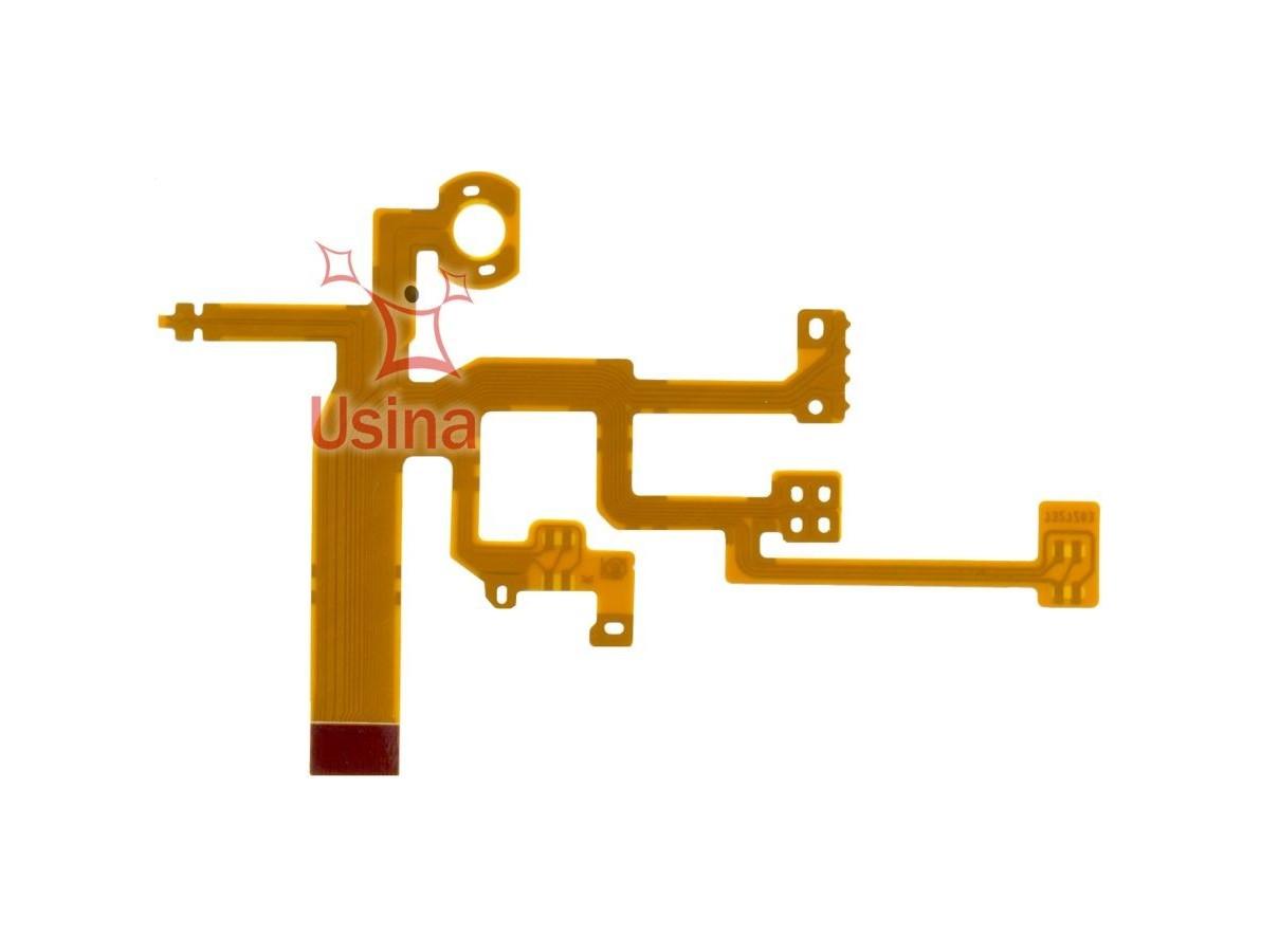 Flat/Flex do Mecanismo para Olympus Stylus 840, U840, MJU840 (F0110)