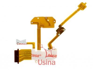 Flat Flex Cable do Flash Sony DSC-H20, H20