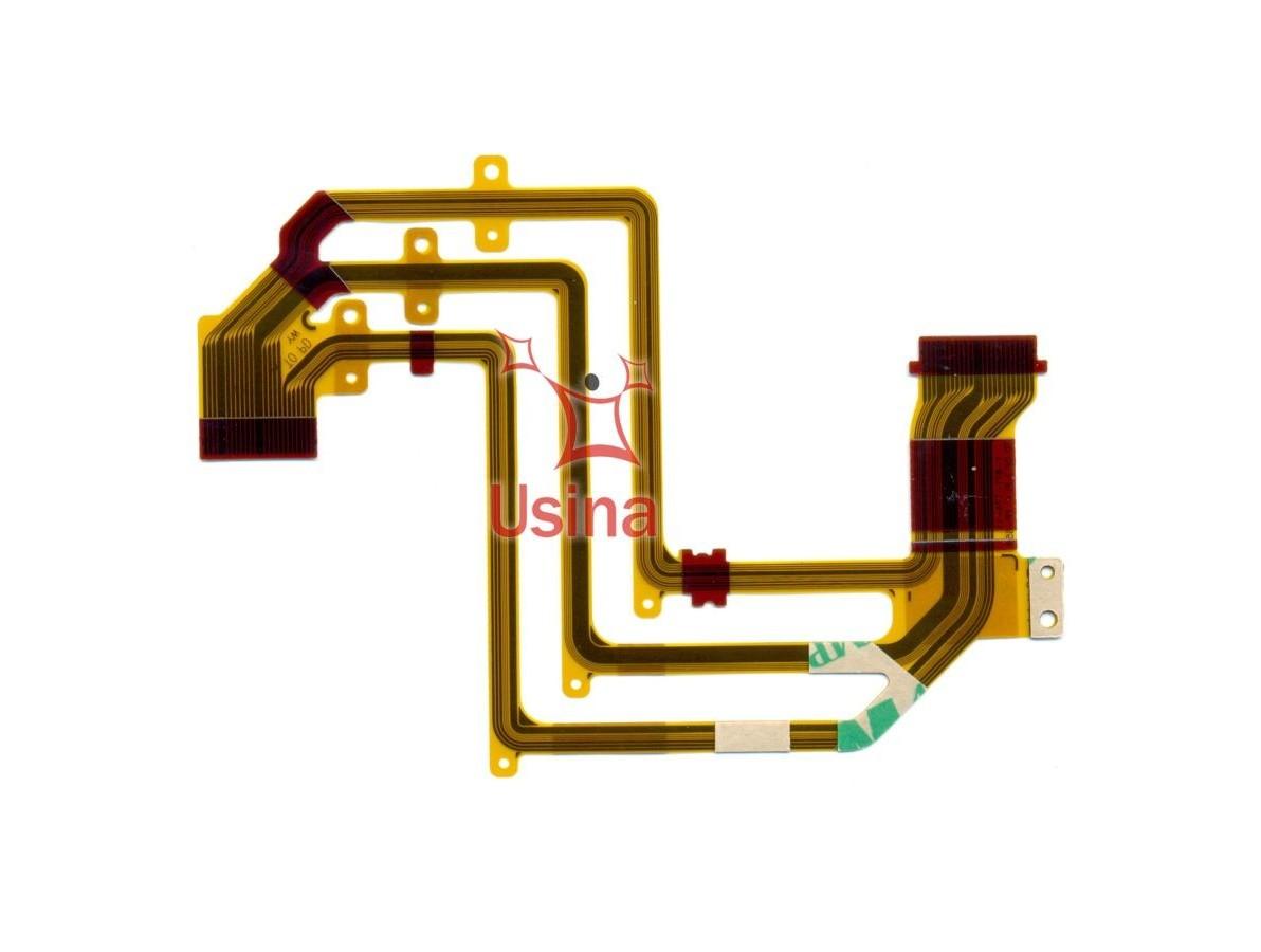 Flat/Flex do Display LCD para Sony HDR-HC5, HDR-HC7, HDR-HC9, HDR-SR10, DCR-SR210, DCR-SR220 (FP-659)