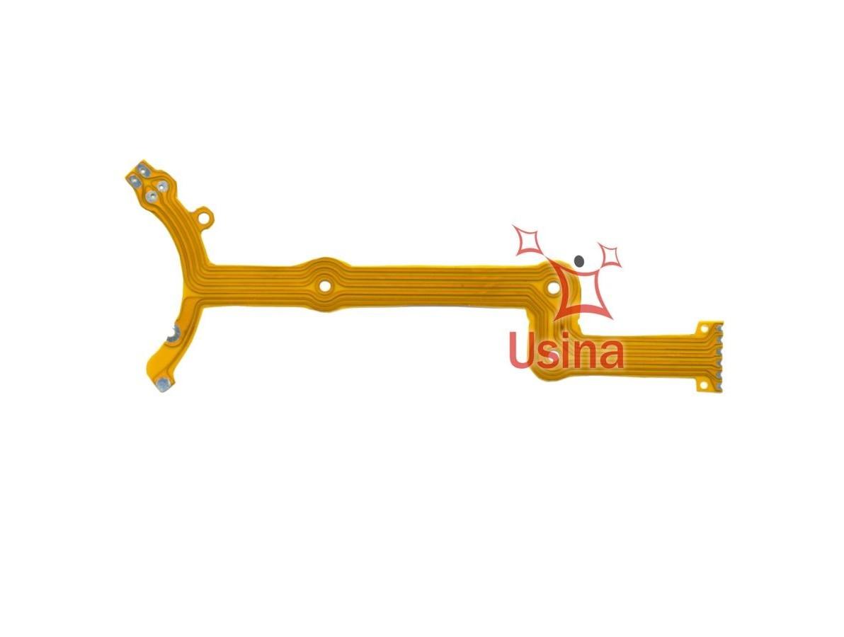 Flat/Flex da Abertura do Diafragma para Sigma 17-35 mm