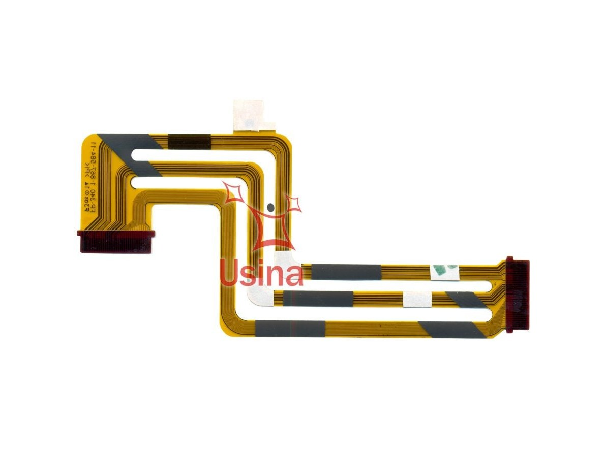 Flat Flex Cable do Display LCD Sony DCR-DVD105, DVD205, DVD304E, DVD305E, DVD705E, DVD755E (FP-340)