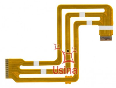 Flat Flex Cable LCD Sony DCR-DVD92, DVD103, DVD202, DVD203, DVD653E, DVD703E, DVD803, DVD602, DVD403 (FP-136)