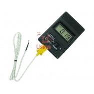 Termômetro digital com sensor termopar tipo K - TM902C