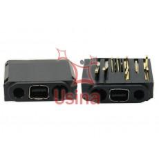 Conector USB e Carga para Nokia 1110, 1112, 1600, 2310, 2610, 6030, 6060 - Original