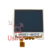 Display LCD para Nokia 2310, 1208, 1209, 1600, 2126CDMA, 6125, 6136, N71 - Original