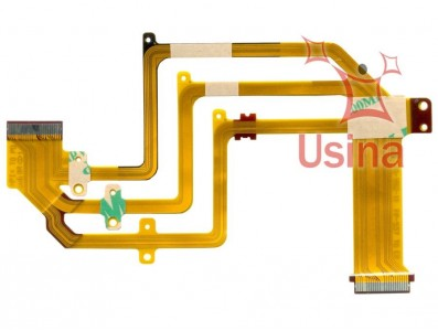 Flat Flex Cable LCD Sony HDR- SR5, SR7, SR8, UX3E, UX5E, UX7E, DVD406, DVD408, DVD506, DVD508, DVD808, DVD809, DVD908 - FP-537