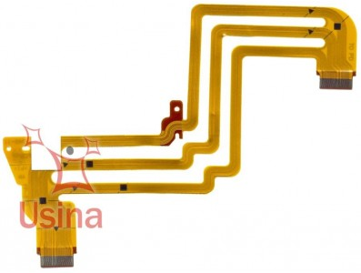 Flat/Flex para Sony HDR-UX3E, UX3, UX5E, UX5, UX7E, UX7 (FP-578)