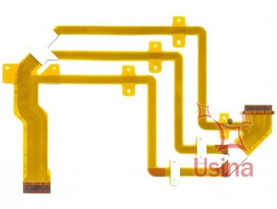 Flat/Flex do LCD para Sony DCR-SX33E, SX34E, SX43E, SX44E, SX53E, SX63E (FP-1169)