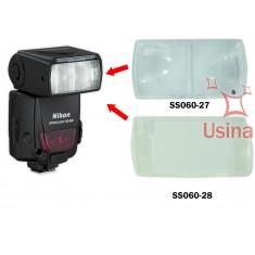 Kit Difusores para Flash Nikon SB800