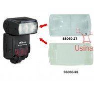 Kit Difusores para Flash Nikon SB800