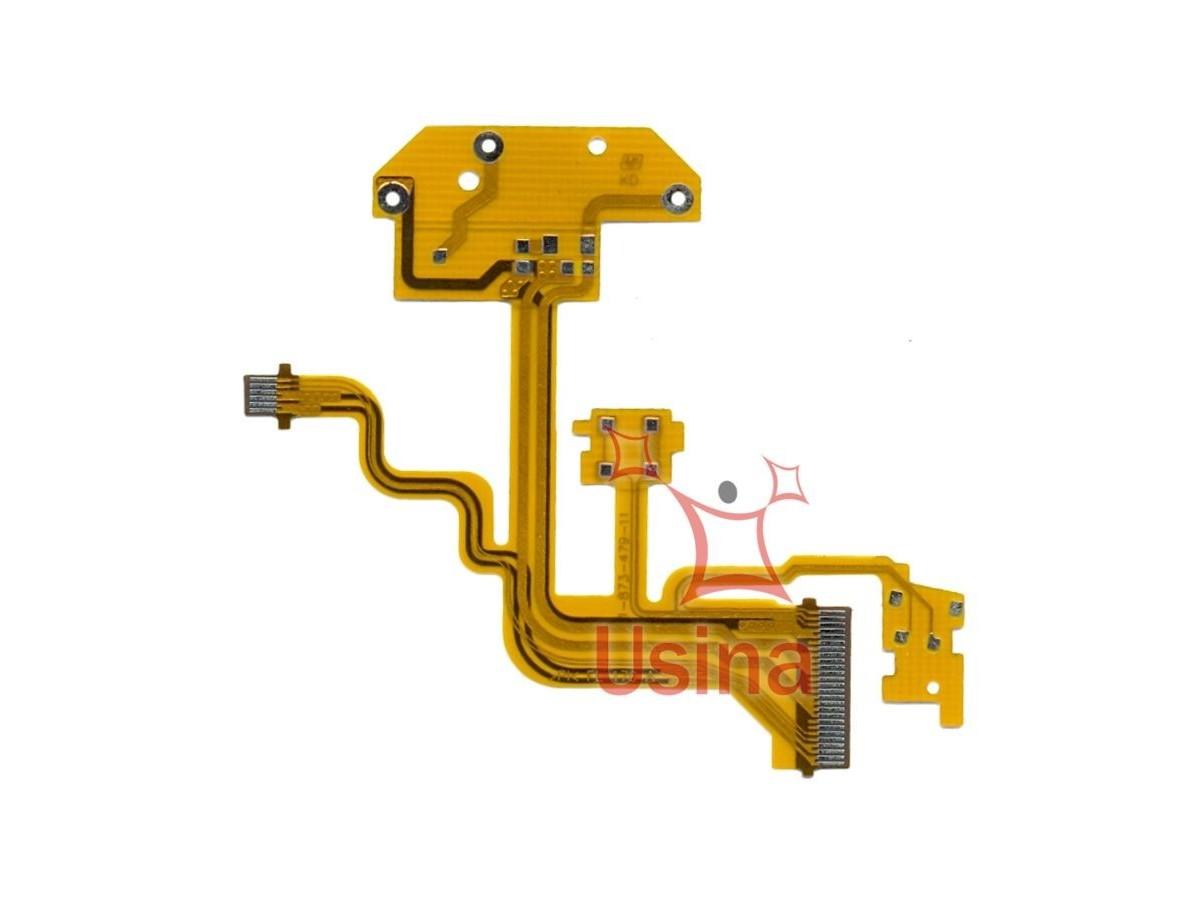 Flat Flex Cable do Flash Sony DSC-H3, H3, DSC-H10, H10
