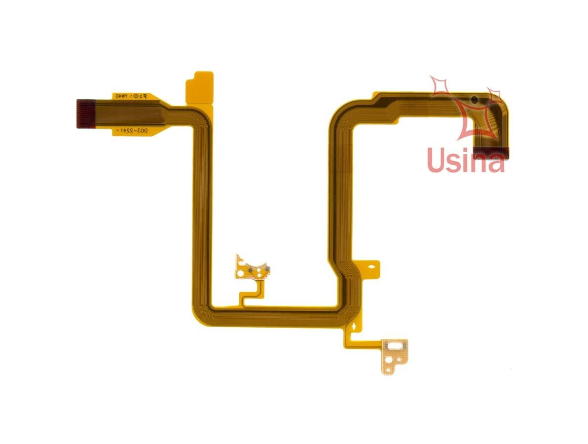 Flat Flex Cable do LCD Canon HG10