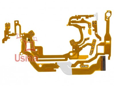 Flat Flex Cable do Mecanismo Panasonic VXK1860, GS330
